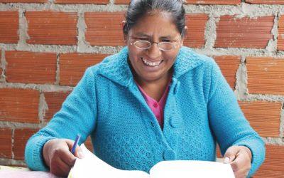 Viviana from Bolivia